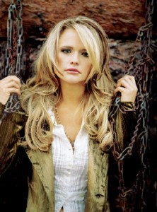 Miranda Lambert at the Jiffy Lube Live