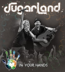 Sugarland at the Jiffy Lube Live