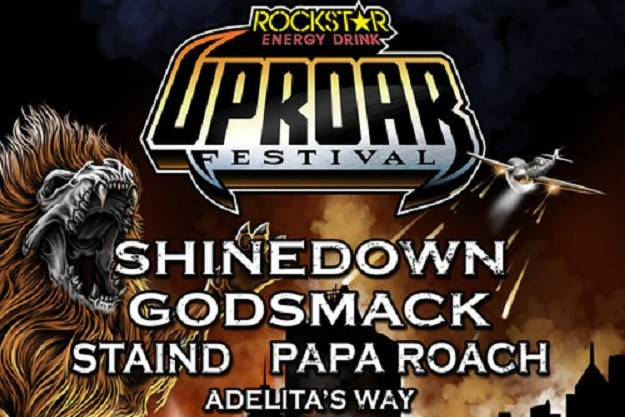 Rockstar Energy Uproar Festival at The Jiffy Lube Live