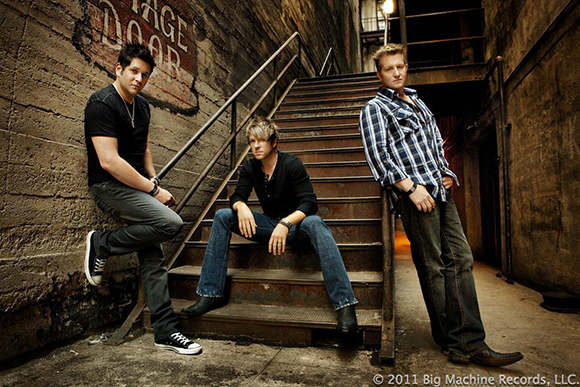 Rascal Flatts, Sheryl Crow & Gloriana at Jiffy Lube Live