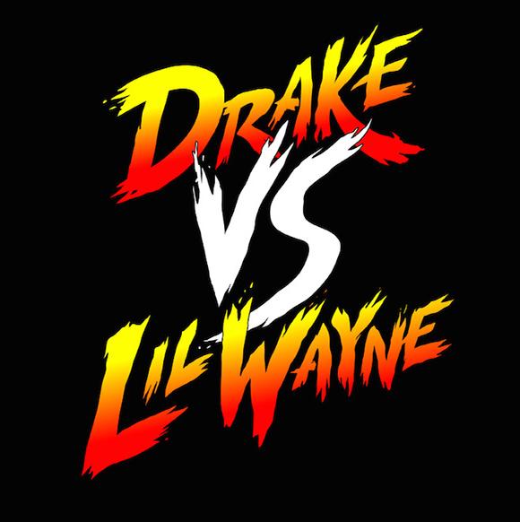 Drake & Lil Wayne at Jiffy Lube Live