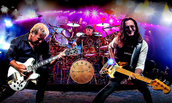 Rush at Jiffy Lube Live