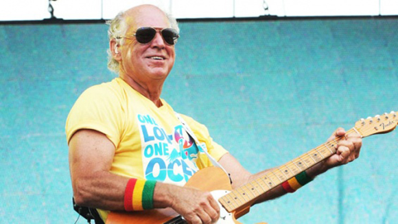Jimmy Buffett & The Coral Reefer Band at Jiffy Lube Live