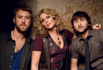 Lady Antebellum, Hunter Hayes & Sam Hunt at Jiffy Lube Live