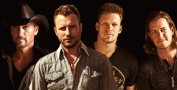 2015 Country Megaticket Tickets (Includes All Performances) at Jiffy Lube Live