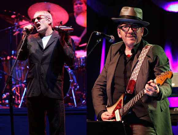 Steely Dan, Elvis Costello & The Imposters at Jiffy Lube Live