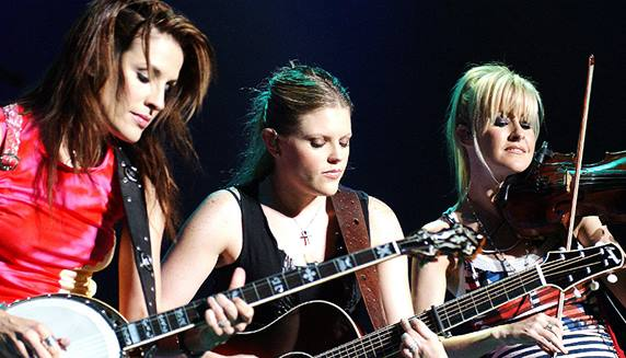 Dixie Chicks at Jiffy Lube Live