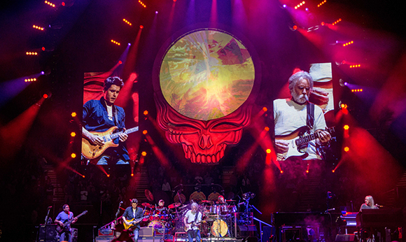 Dead And Company at Jiffy Lube Live