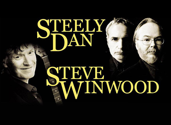 Steely Dan & Steve Winwood at Jiffy Lube Live