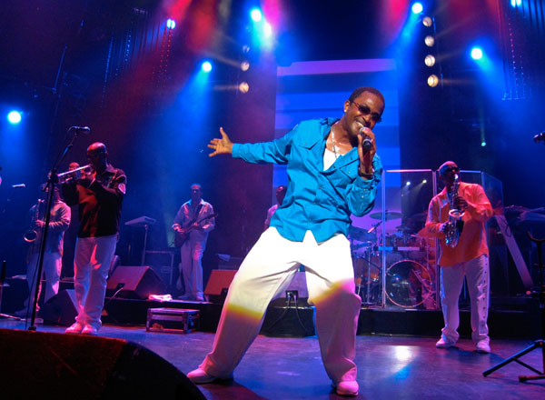 Kool and The Gang, Bootsy Collins & Morris Day and The Time at Jiffy Lube Live