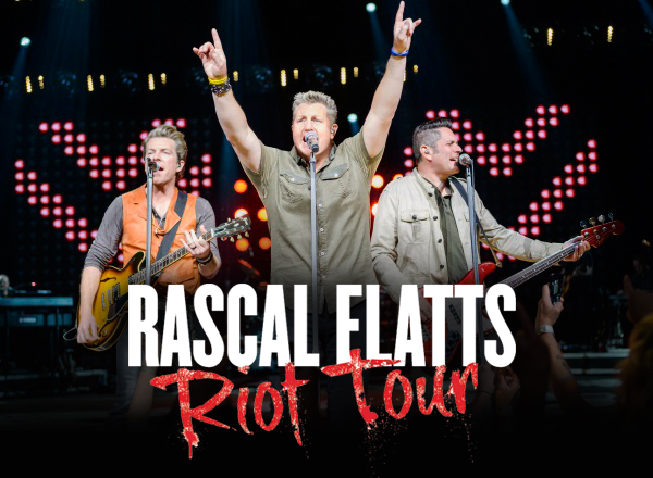 Rascal Flatts & Kelsea Ballerini at Jiffy Lube Live