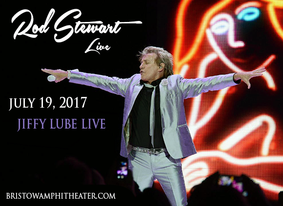 Rod Stewart & Cyndi Lauper at Jiffy Lube Live