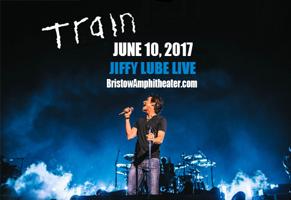 Train, Natasha Bedingfield & O.A.R. at Jiffy Lube Live