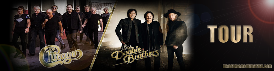 Chicago - The Band & The Doobie Brothers at Jiffy Lube Live