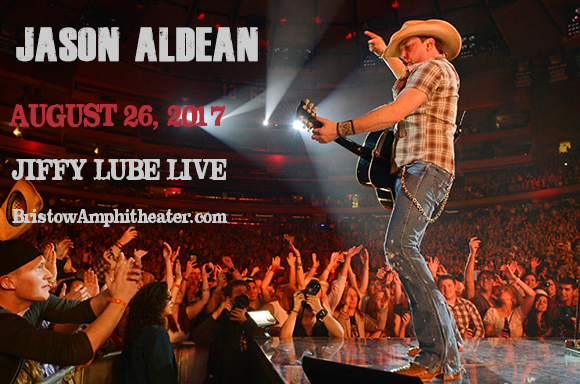Jason Aldean, Chris Young & Kane Brown  at Jiffy Lube Live