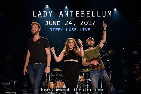 Lady Antebellum, Kelsea Ballerini & Brett Young at Jiffy Lube Live