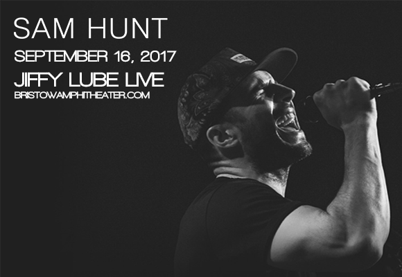 Sam Hunt, Maren Morris & Chris Janson at Jiffy Lube Live