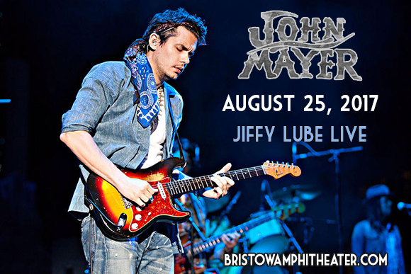 John Mayer at Jiffy Lube Live