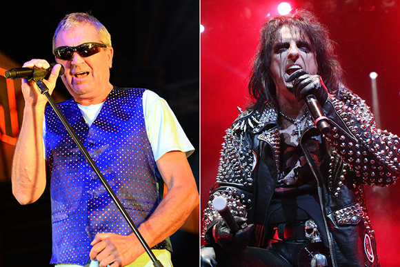 Deep Purple & Alice Cooper at Jiffy Lube Live