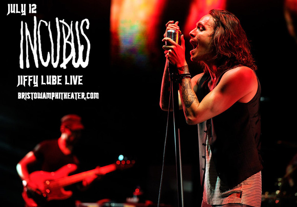 Incubus & Jimmy Eat World at Jiffy Lube Live