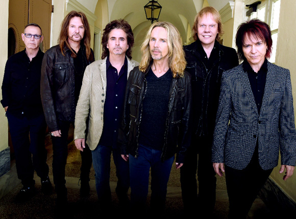 Styx, REO Speedwagon & Don Felder  at Jiffy Lube Live