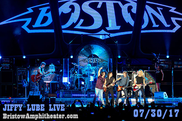 Boston - The Band & Joan Jett and The Blackhearts at Jiffy Lube Live