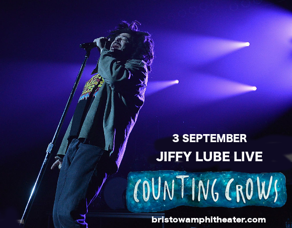 Counting Crows & Matchbox Twenty at Jiffy Lube Live