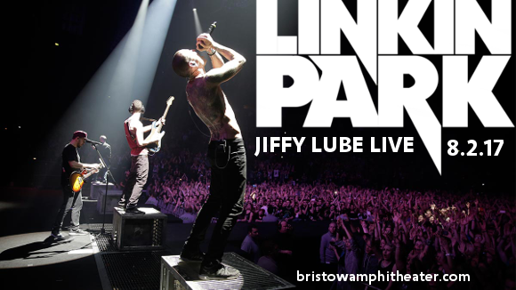 **CANCELLED** - Linkin Park & Machine Gun Kelly at Jiffy Lube Live