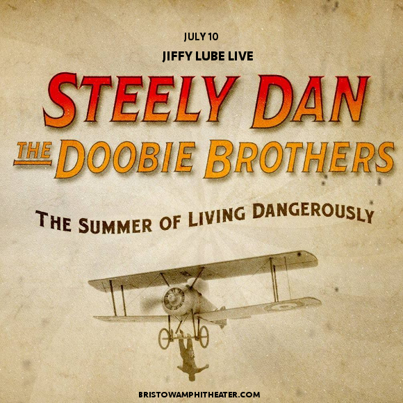 Steely Dan & The Doobie Brothers at Jiffy Lube Live