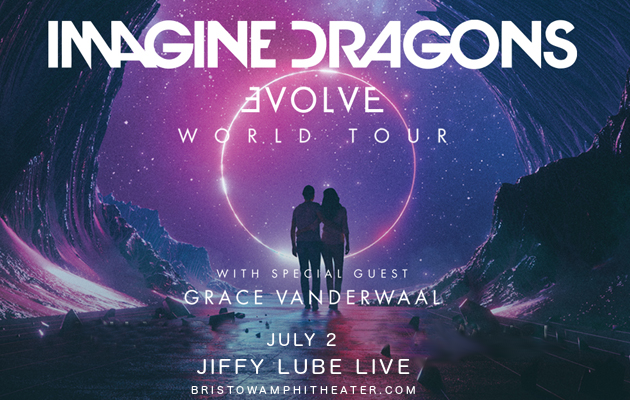 Imagine Dragons at Jiffy Lube Live