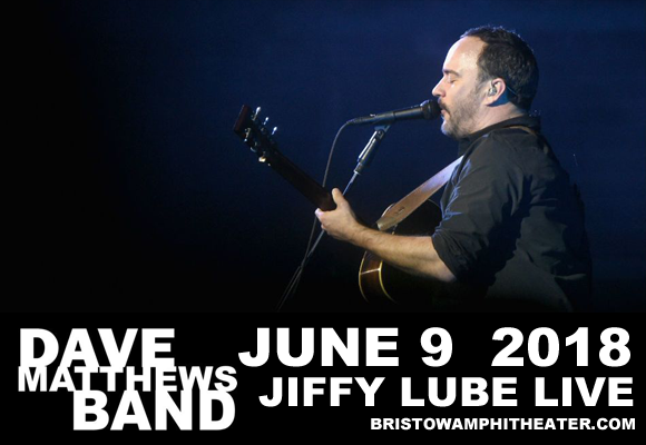 Dave Matthews Band at Jiffy Lube Live