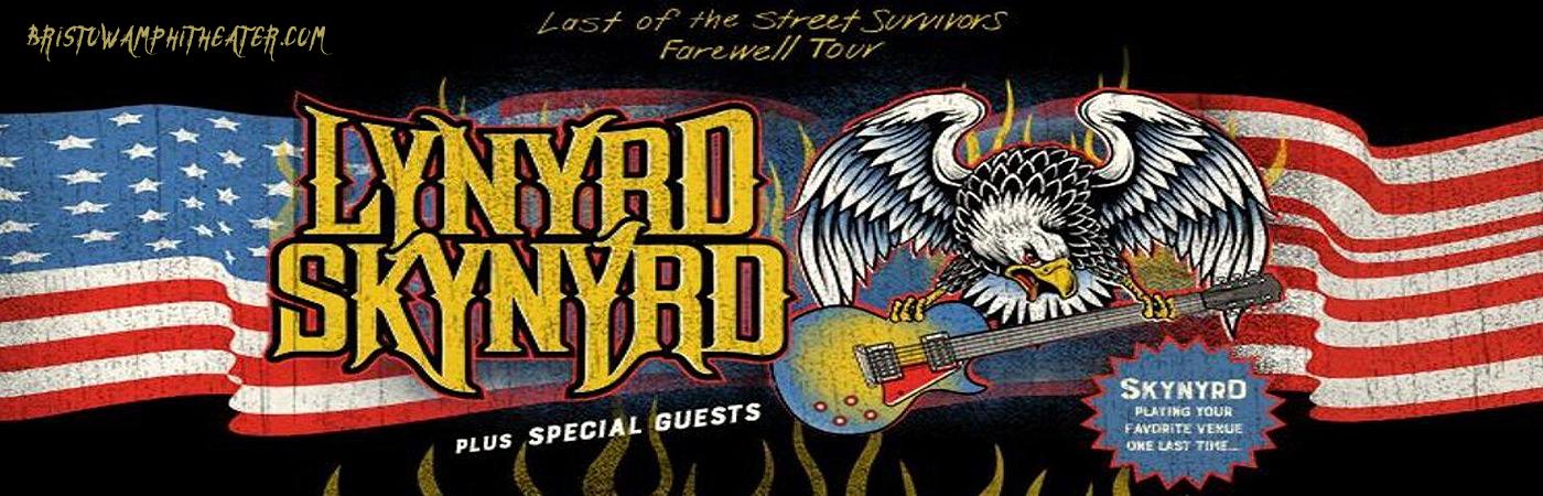 Lynyrd Skynyrd at Jiffy Lube Live