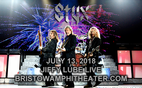 Styx, Joan Jett, The Blackhearts & Tesla at Jiffy Lube Live