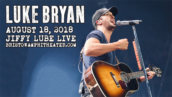 Luke Bryan, Jon Pardi & Morgan Wallen at Jiffy Lube Live