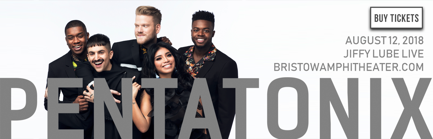 Pentatonix at Jiffy Lube Live
