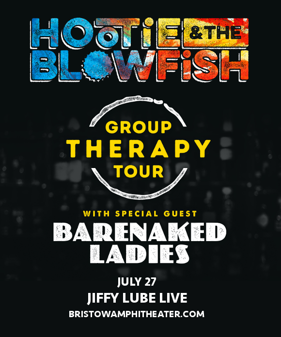 Hootie & The Blowfish at Jiffy Lube Live