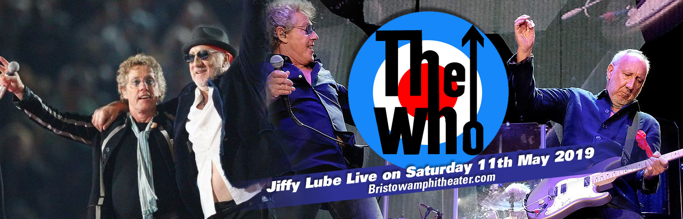 The Who at Jiffy Lube Live