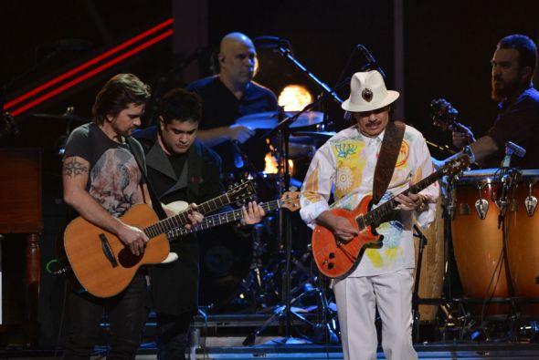 Santana & The Doobie Brothers at Jiffy Lube Live