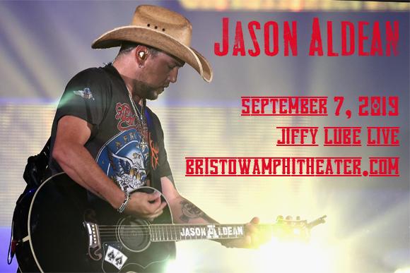 Jason Aldean & Kane Brown at Jiffy Lube Live