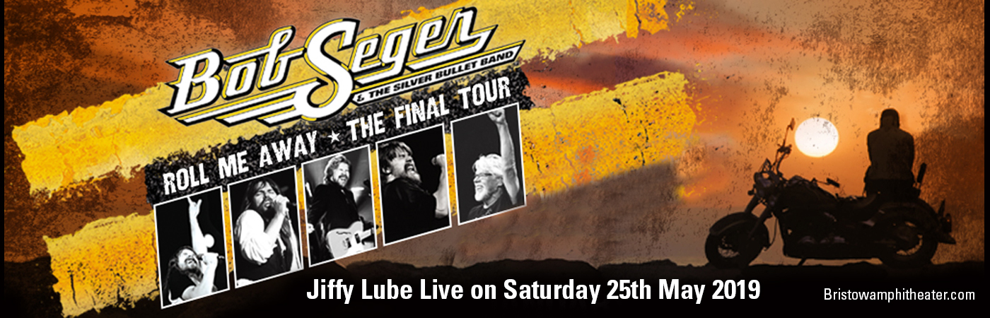 Bob Seger And The Silver Bullet Band at Jiffy Lube Live
