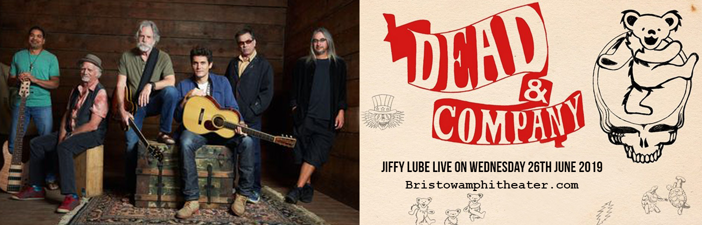 Dead & Company at Jiffy Lube Live