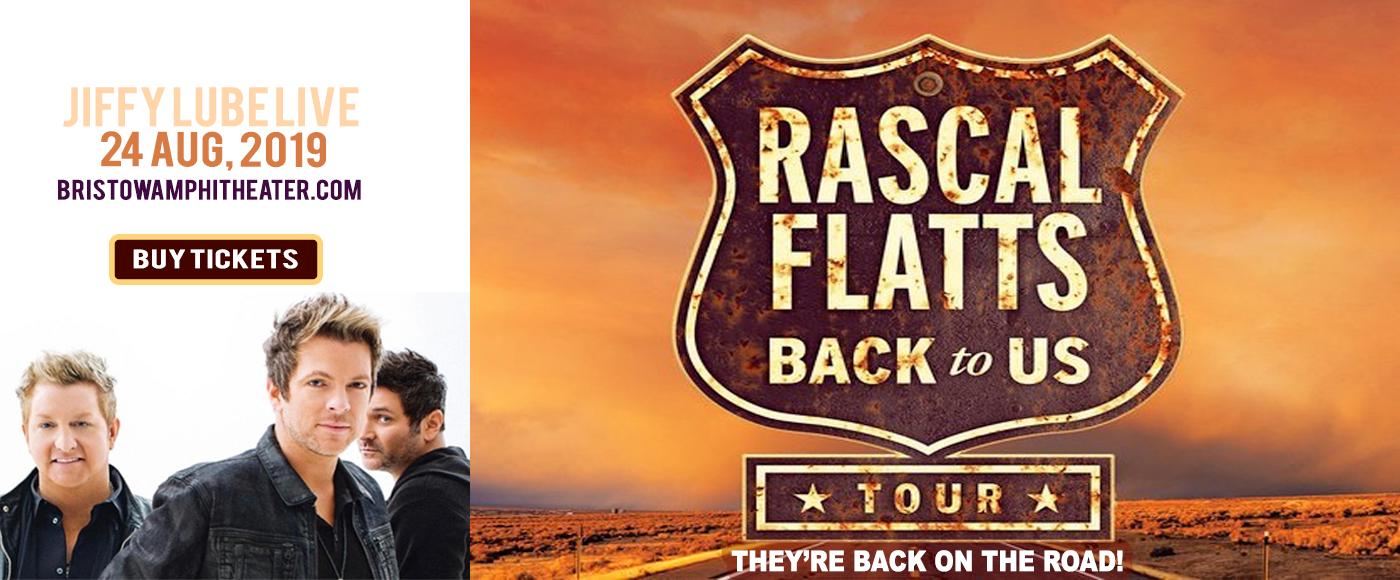 Rascal Flatts at Jiffy Lube Live