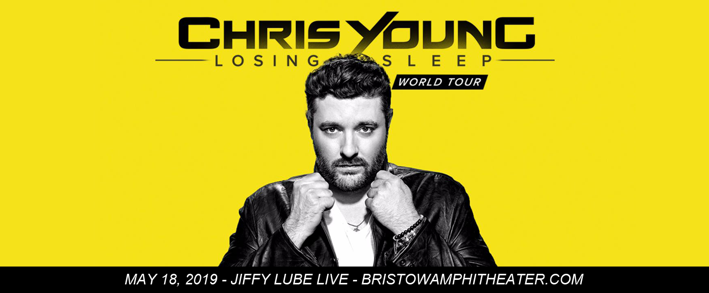 Chris Young & Chris Janson at Jiffy Lube Live