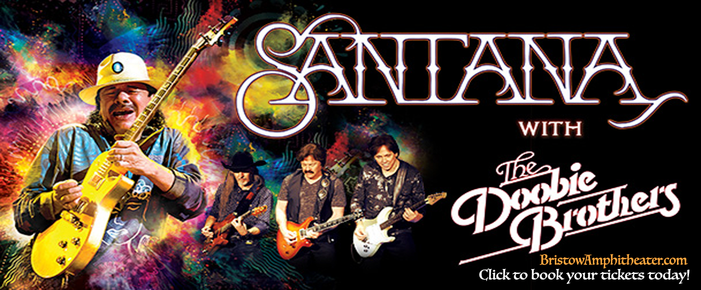 Santana & The Doobie Brothers at Jiffy Lube Live