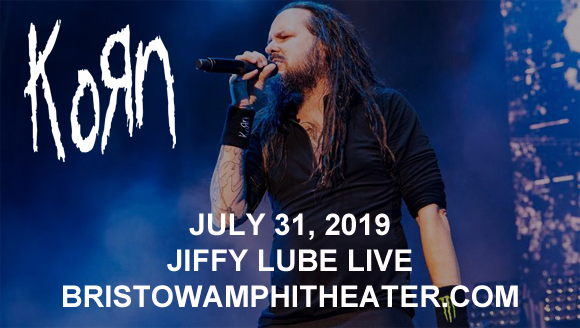 Korn & Alice In Chains at Jiffy Lube Live