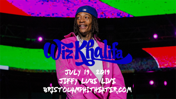 Wiz Khalifa & French Montana at Jiffy Lube Live