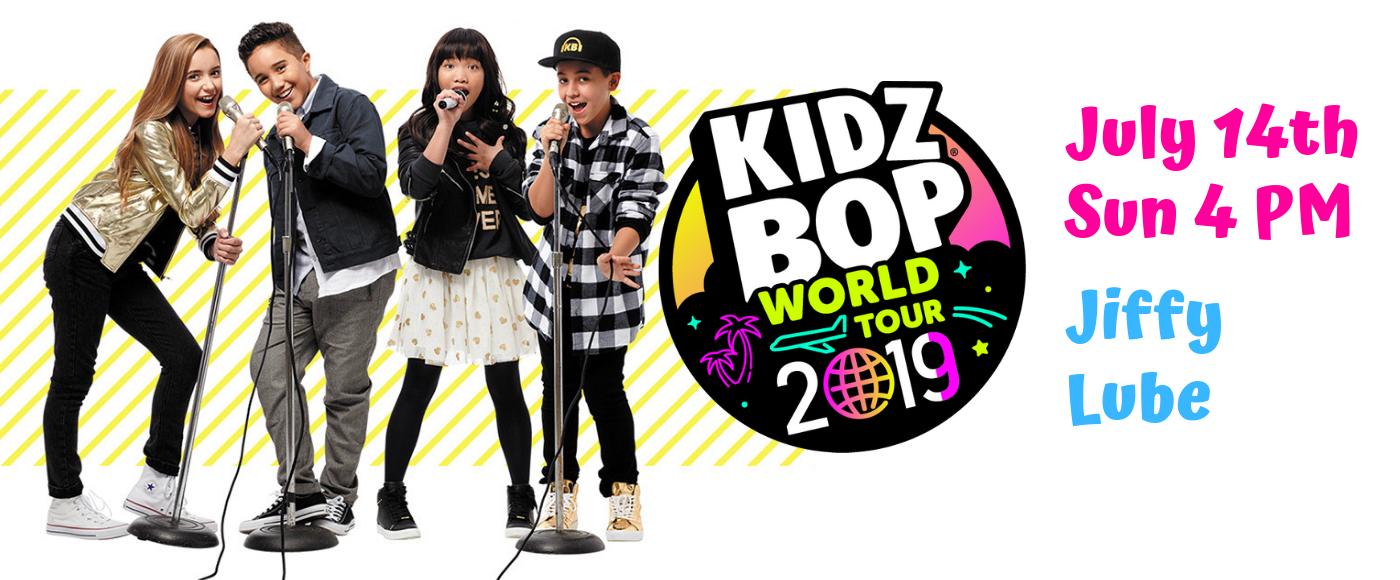 Kidz Bop Live at Jiffy Lube Live