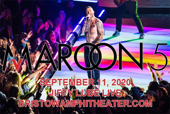 Maroon 5 & Meghan Trainor at Jiffy Lube Live