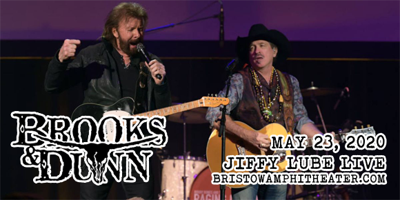 Brooks and Dunn at Jiffy Lube Live