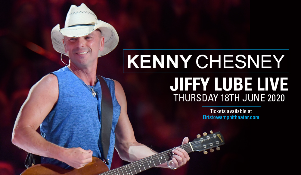 Kenny Chesney at Jiffy Lube Live